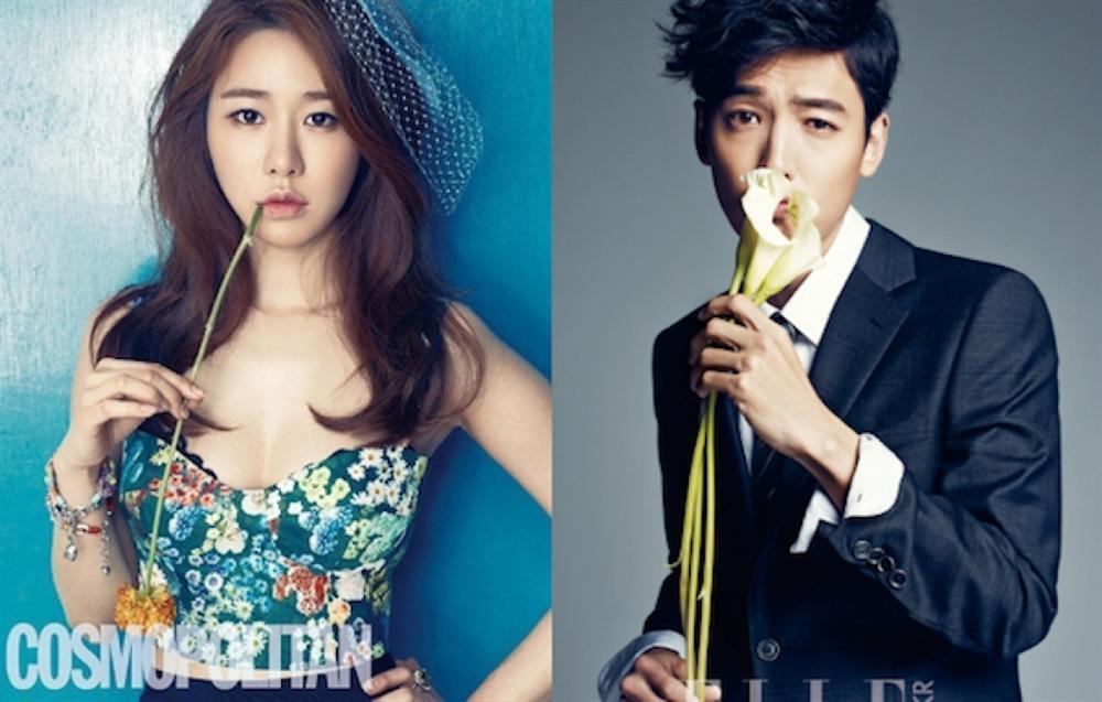 Yoo In Na và Jung Kyung Ho - ứng cử viên vai chính cho Thư ký Kim phần 2-1