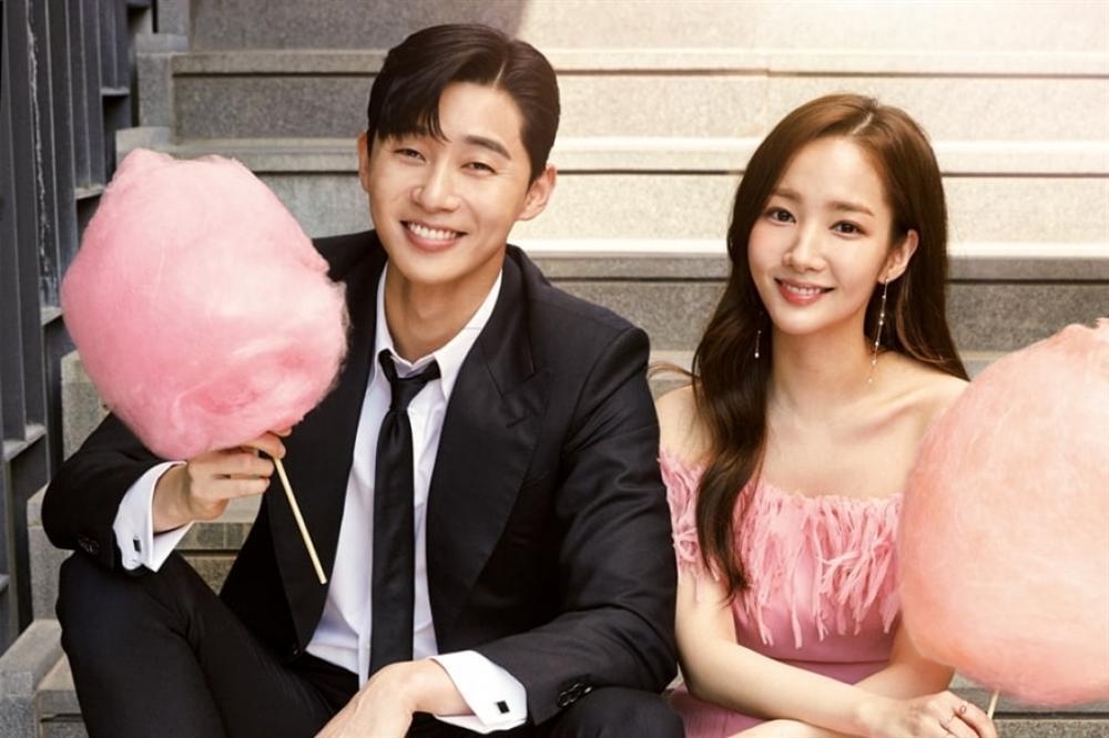 Yoo In Na và Jung Kyung Ho - ứng cử viên vai chính cho Thư ký Kim phần 2-3
