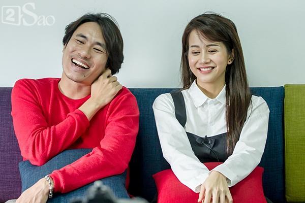 HOT: Kiều Minh Tuấn và An Nguy khẳng định Chúng tôi yêu nhau thật, không phải PR phim-1