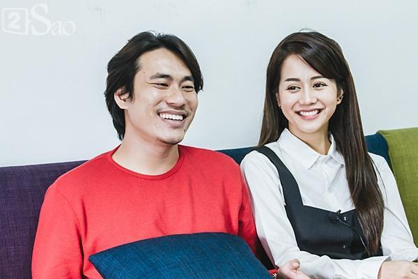 HOT: Kiều Minh Tuấn và An Nguy khẳng định Chúng tôi yêu nhau thật, không phải PR phim-3