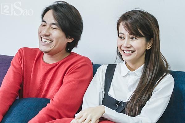 HOT: Kiều Minh Tuấn và An Nguy khẳng định Chúng tôi yêu nhau thật, không phải PR phim-4