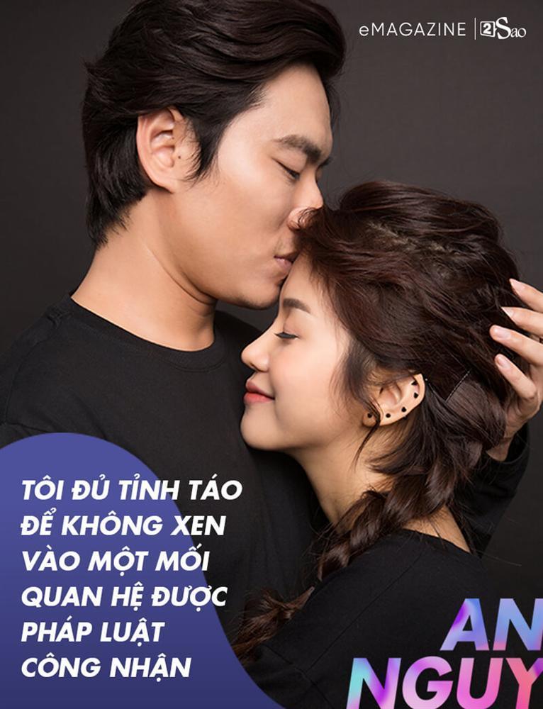Vừa thừa nhận yêu Kiều Minh Tuấn, An Nguy đã bị đào mộ ảnh chỉnh sửa nhan sắc - ảnh 6