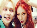 Vì sao HyunA và công ty Cube bị gửi vòng hoa chế giễu-5