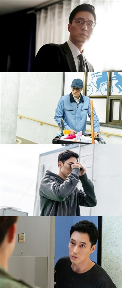 So Ji Sub đầy căng thẳng trong teaser mới nhất của Terius Behind Me-2