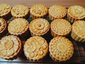 Cách làm bánh trung thu nhân thập cẩm truyền thống