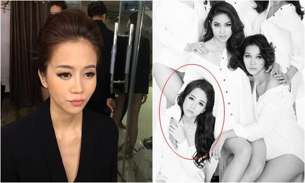 Vừa thừa nhận yêu Kiều Minh Tuấn, An Nguy đã bị đào mộ ảnh chỉnh sửa nhan sắc - ảnh 5
