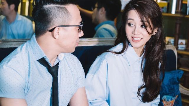 Vừa thừa nhận yêu Kiều Minh Tuấn, An Nguy đã bị đào mộ ảnh chỉnh sửa nhan sắc - ảnh 7