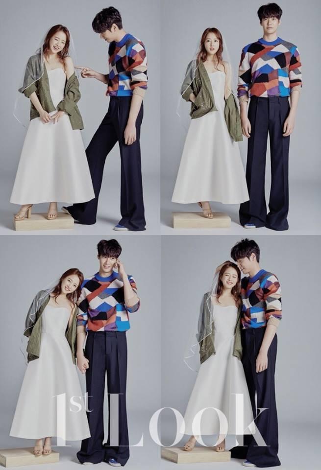 Chênh lệch chiều cao tới 29cm, Park Bo Young vẫn đẹp đôi hết nấc bên bạn trai-6