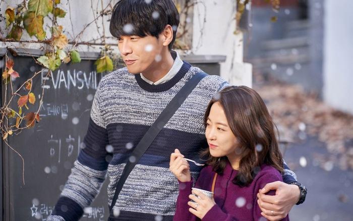 Chênh lệch chiều cao tới 29cm, Park Bo Young vẫn đẹp đôi hết nấc bên bạn trai-9