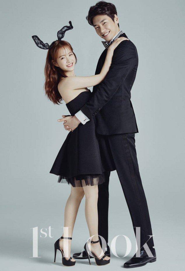 Chênh lệch chiều cao tới 29cm, Park Bo Young vẫn đẹp đôi hết nấc bên bạn trai-2