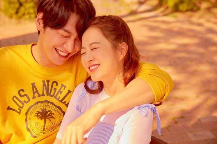 Chênh lệch chiều cao tới 29cm, Park Bo Young vẫn đẹp đôi hết nấc bên bạn trai-11