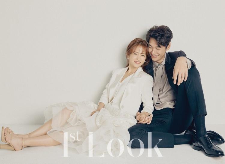 Chênh lệch chiều cao tới 29cm, Park Bo Young vẫn đẹp đôi hết nấc bên bạn trai-7