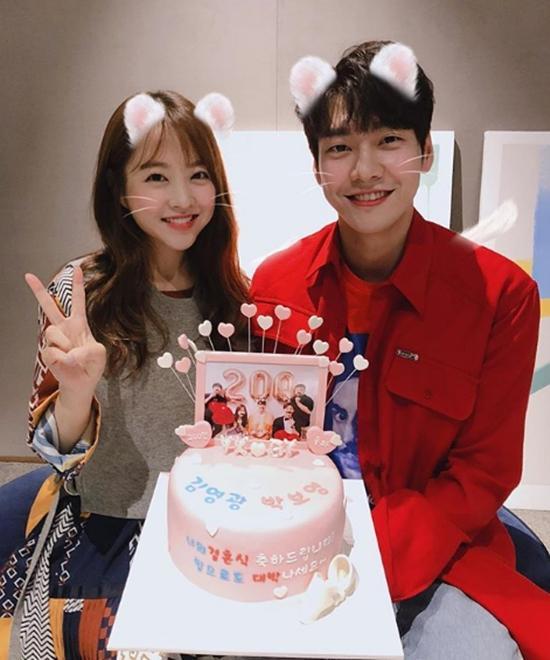 Chênh lệch chiều cao tới 29cm, Park Bo Young vẫn đẹp đôi hết nấc bên bạn trai-8