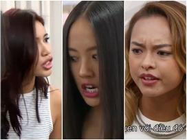 Qua rồi thời nhẫn nhịn làm ngơ, chân dài Việt cư xử ngày càng 'đốp chát' tại Asia's Next Top Model