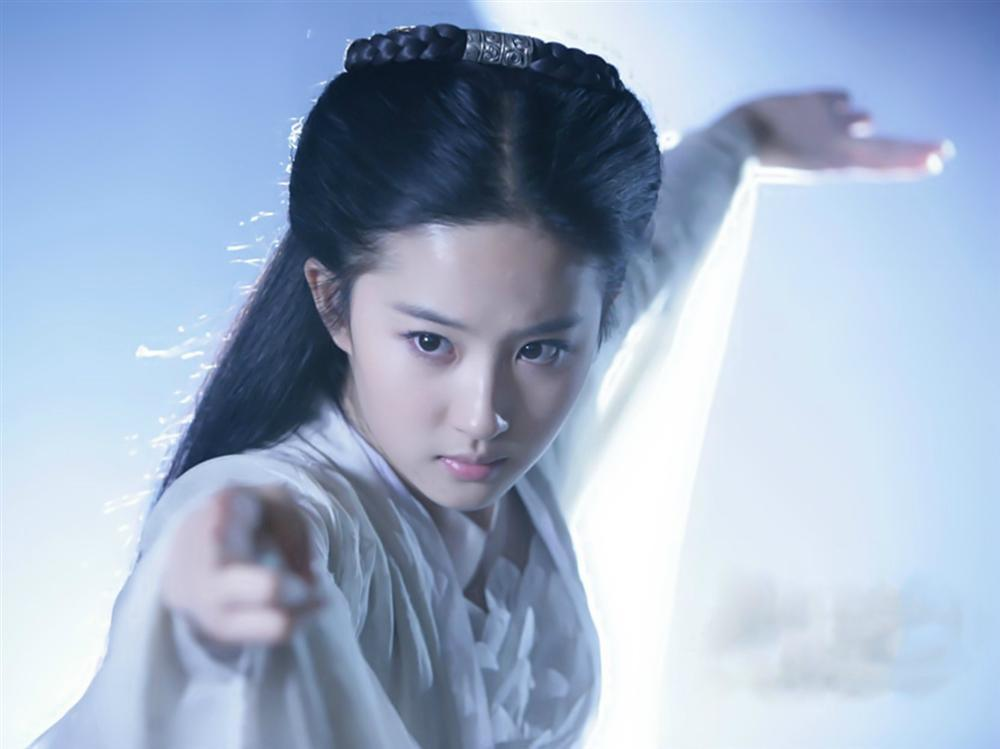 Lộ diện Tiểu Long Nữ phiên bản 2018: Bản sao hoàn hảo của Lưu Diệc Phi-3