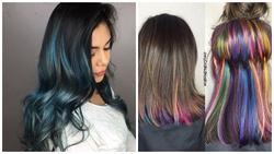 Những kiểu nhuộm tóc highlight ĐỘC - ĐẸP - TRENDY cho nàng cá tính tham khảo
