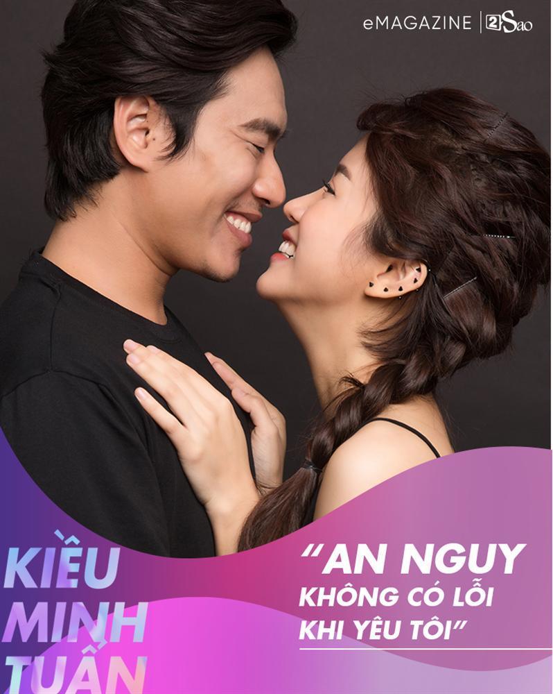 Trước khi thú nhận cắm đầu yêu Kiều Minh Tuấn, hot vlogger An Nguy cũng từng đẫm lệ đường tình-10