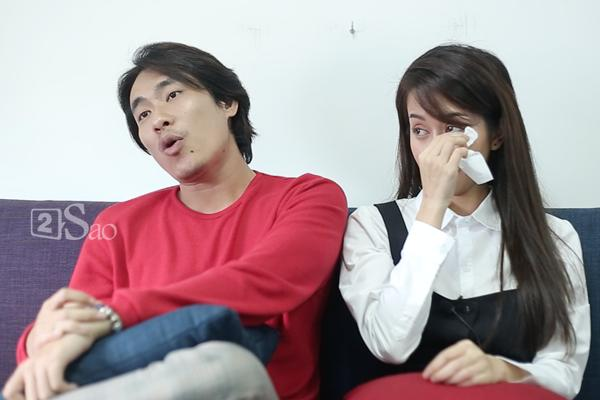 Trước khi thú nhận cắm đầu yêu Kiều Minh Tuấn, hot vlogger An Nguy cũng từng đẫm lệ đường tình-9