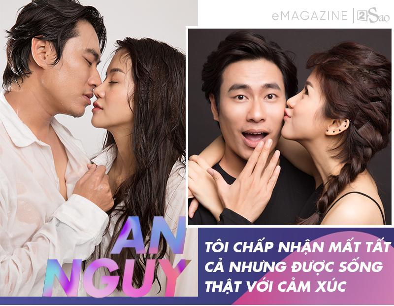 Trước khi thú nhận cắm đầu yêu Kiều Minh Tuấn, hot vlogger An Nguy cũng từng đẫm lệ đường tình-11