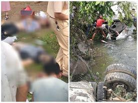 Hiện trường vụ tai nạn kinh hoàng ở Lai Châu khiến 12 người tử vong