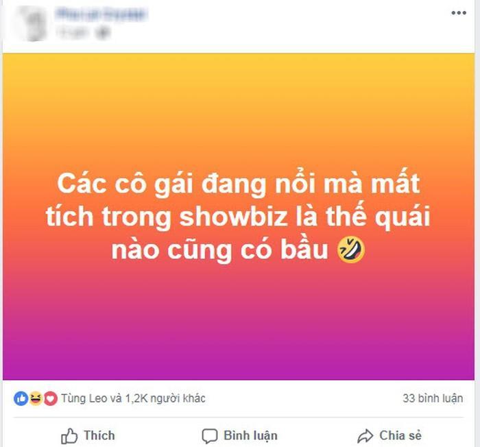 Pha Lê ám chỉ Phạm Hương có bầu, qua Mỹ sinh con?-2