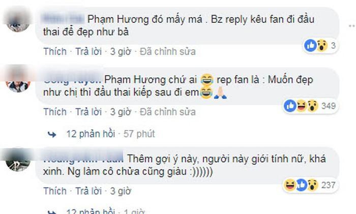 Pha Lê ám chỉ Phạm Hương có bầu, qua Mỹ sinh con?-3