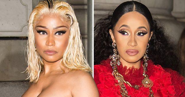 Sự thật đằng sau cục u trên trán của Cardi B: 'Tác giả' gây ra… không phải Nicki Minaj?-1