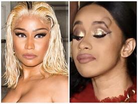 Sự thật đằng sau cục u trên trán của Cardi B: 'Tác giả' gây ra… không phải Nicki Minaj?