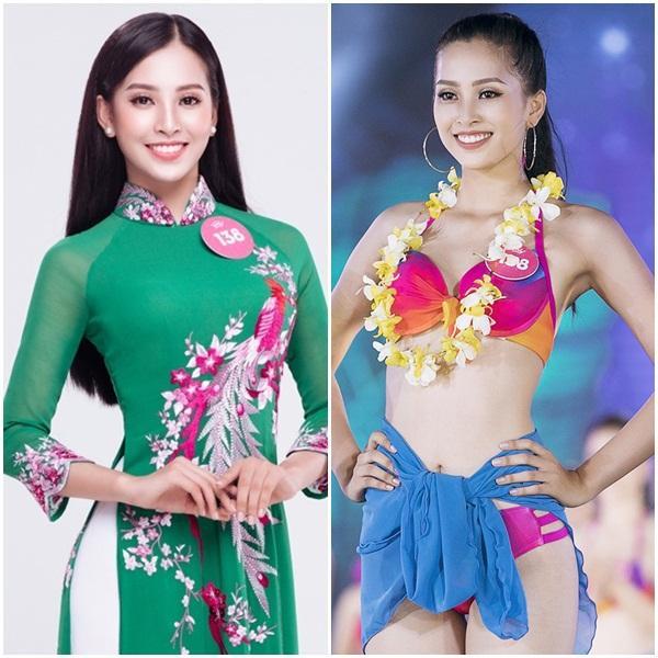 Mỹ nhân nào hứa hẹn khả năng được Đỗ Mỹ Linh trao lại vương miện Hoa hậu Việt Nam 2018 tối nay?-3