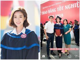 'Bá đạo' như Đỗ Mỹ Linh: Đã photoshop ảnh tốt nghiệp đại học lại còn báo cho cả thiên hạ biết