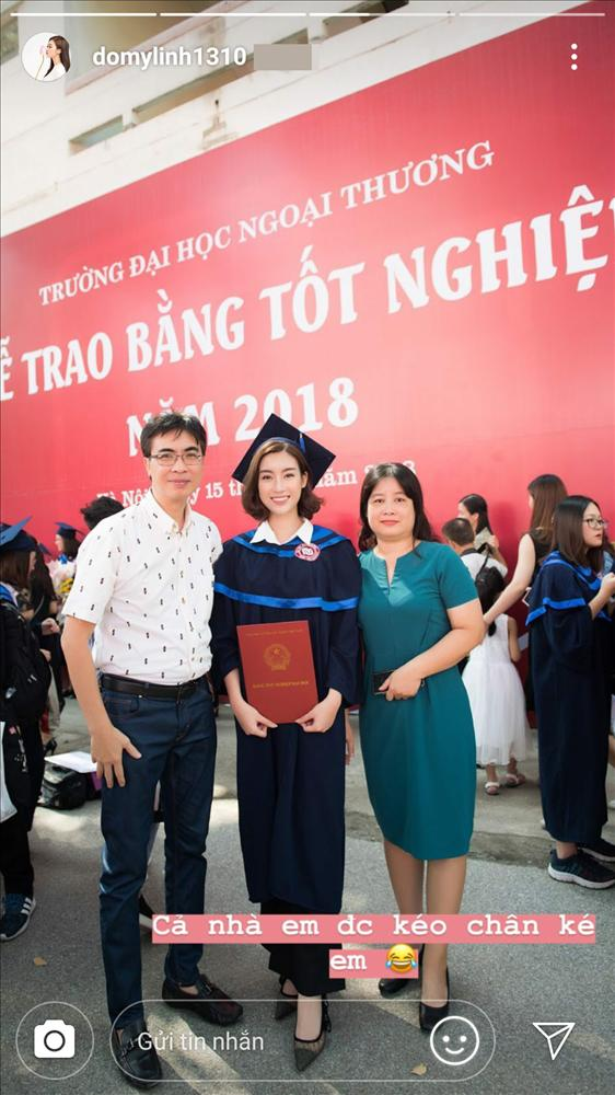 Bá đạo như Đỗ Mỹ Linh: Đã photoshop ảnh tốt nghiệp đại học lại còn báo cho cả thiên hạ biết-9