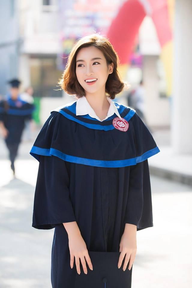 Bá đạo như Đỗ Mỹ Linh: Đã photoshop ảnh tốt nghiệp đại học lại còn báo cho cả thiên hạ biết-2