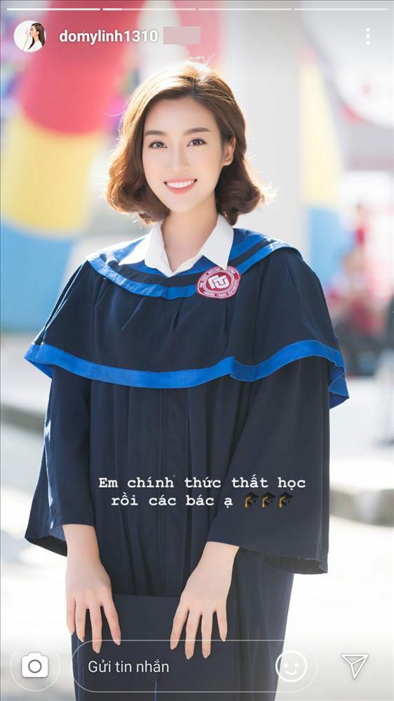 Bá đạo như Đỗ Mỹ Linh: Đã photoshop ảnh tốt nghiệp đại học lại còn báo cho cả thiên hạ biết-10