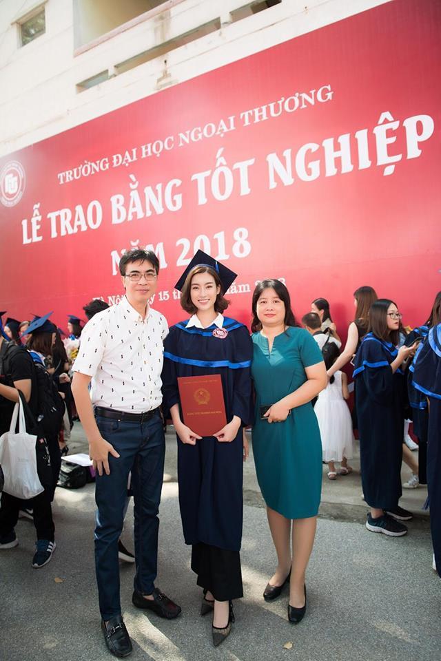 Bá đạo như Đỗ Mỹ Linh: Đã photoshop ảnh tốt nghiệp đại học lại còn báo cho cả thiên hạ biết-8