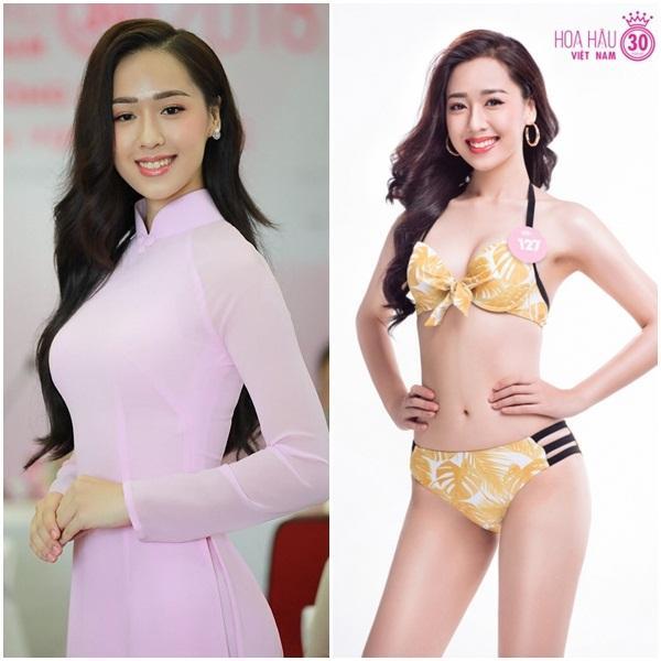 Mỹ nhân nào hứa hẹn khả năng được Đỗ Mỹ Linh trao lại vương miện Hoa hậu Việt Nam 2018 tối nay?-4