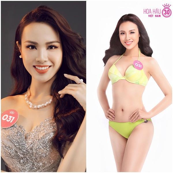 Mỹ nhân nào hứa hẹn khả năng được Đỗ Mỹ Linh trao lại vương miện Hoa hậu Việt Nam 2018 tối nay?-6