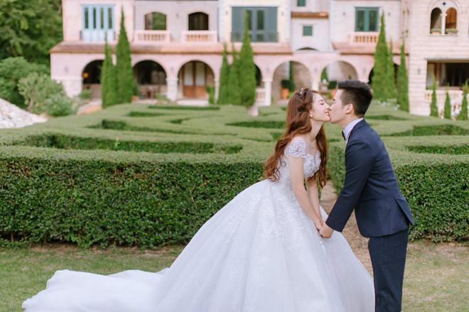Kim Nhã BB&BG xinh đẹp trong đám cưới ở Thái Lan-1