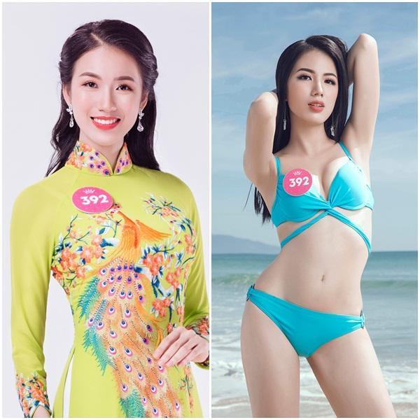 Mỹ nhân nào hứa hẹn khả năng được Đỗ Mỹ Linh trao lại vương miện Hoa hậu Việt Nam 2018 tối nay?-8