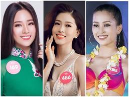 Mỹ nhân nào hứa hẹn khả năng được Đỗ Mỹ Linh trao lại vương miện Hoa hậu Việt Nam 2018 tối nay?