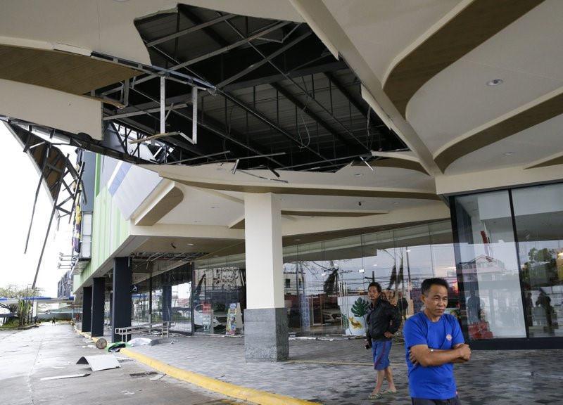 Philippines xác nhận 2 người đầu tiên thiệt mạng vì siêu bão Mangkhut-6