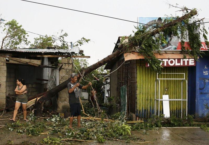 Philippines xác nhận 2 người đầu tiên thiệt mạng vì siêu bão Mangkhut-9