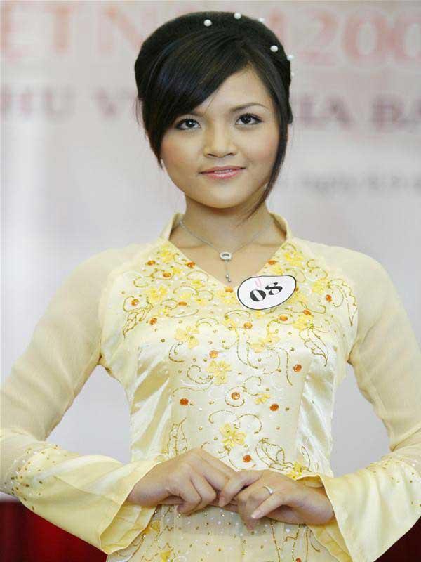 Ngắm thời My sói phim Quỳnh Búp bê lọt top cao Hoa hậu Việt Nam 2008 - ảnh 1