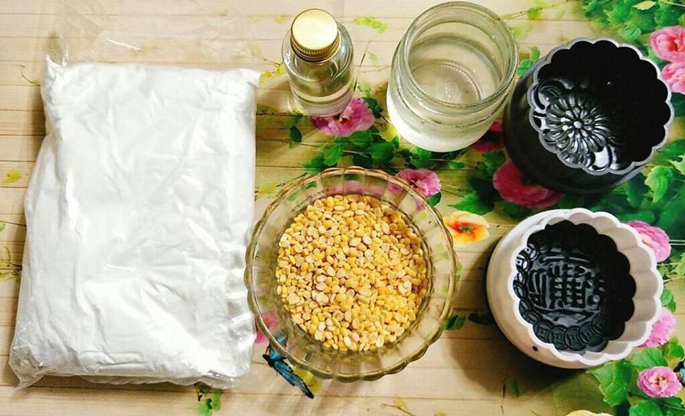 Cách làm bánh trung thu chay không cần lò nướng vẫn chuẩn vị-1