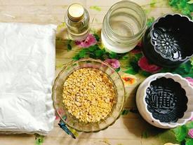 Cách làm bánh trung thu chay không cần lò nướng vẫn chuẩn vị