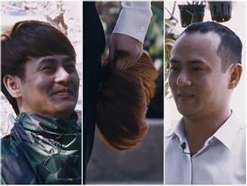 Cho đến khi bị yêu cầu cắt tóc trước khi nhập ngũ, Ưng Đại Vệ mới bị lộ mái tóc giả che trán hói suốt nhiều năm