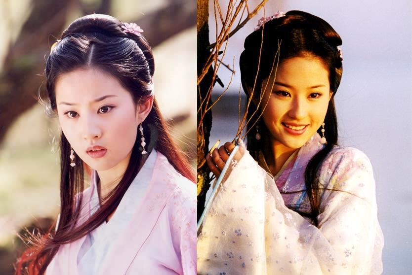 Đóng cùng vai với Lưu Diệc Phi, loạt mỹ nhân Hoa ngữ đẹp đến mấy cũng trở nên thê thảm-1