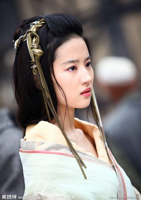 Đóng cùng vai với Lưu Diệc Phi, loạt mỹ nhân Hoa ngữ đẹp đến mấy cũng trở nên thê thảm-5