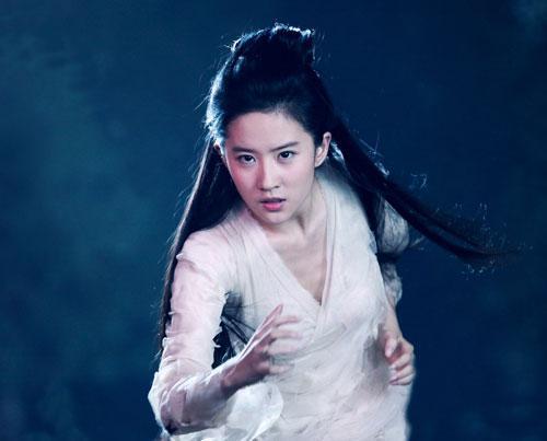 Đóng cùng vai với Lưu Diệc Phi, loạt mỹ nhân Hoa ngữ đẹp đến mấy cũng trở nên thê thảm-7