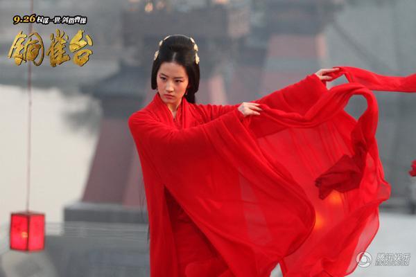 Đóng cùng vai với Lưu Diệc Phi, loạt mỹ nhân Hoa ngữ đẹp đến mấy cũng trở nên thê thảm-9