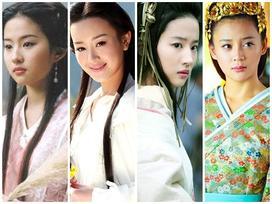 Đóng cùng vai với Lưu Diệc Phi, loạt mỹ nhân Hoa ngữ đẹp đến mấy cũng trở nên thê thảm